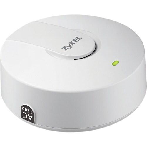 Zyxel Wifi Access Point Dual Band 802 11Ac Poe [2X2] Ceiling + Wall  Mountable [Nwa5123-Ac]