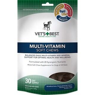 Multi-Vitamins - Vet's Best Soft Chews