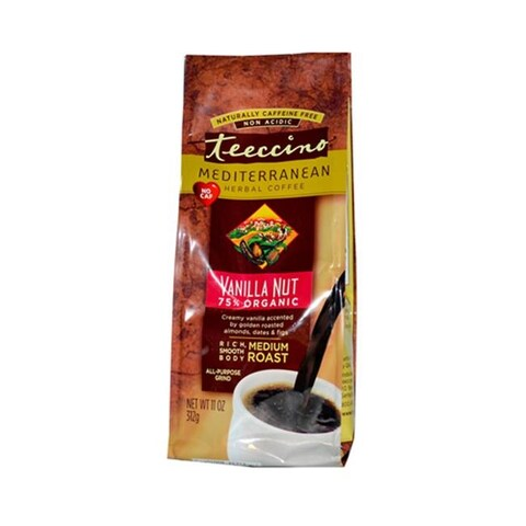 Mediterranean Herbal Coffee - Vanilla Nut, 11 Ounce, Case O