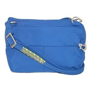 Travelon RFID Convertible Waist Pack Cross Body Handbag