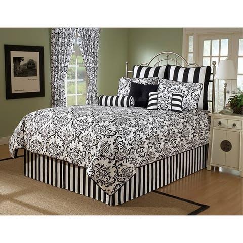 Arbor damask comforter set