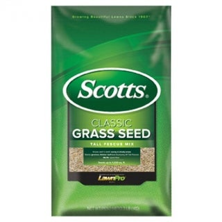 Scotts 17323 Classic Grass Seed Tall Fescue Mix, 3 Lbs