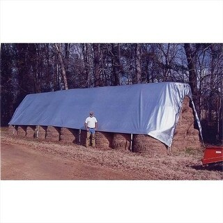 PolyMax 6 oz. Hay & Storage Tarp 25 ft x 54 ft