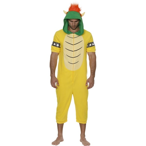 c68358ce0 Shop Nintendo Super Mario Brothers and Legend of Zelda Lounge Wear Onesies  - Free Shipping On Orders Over $45 - Overstock - 27032942