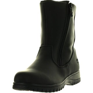 Totes Womens Rosie 2 Winter Waterproof Snow Boots - Black
