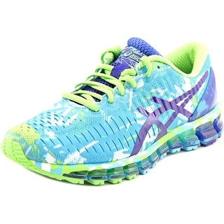 Asics Gel-Quantum 360 Round Toe Synthetic Sneakers