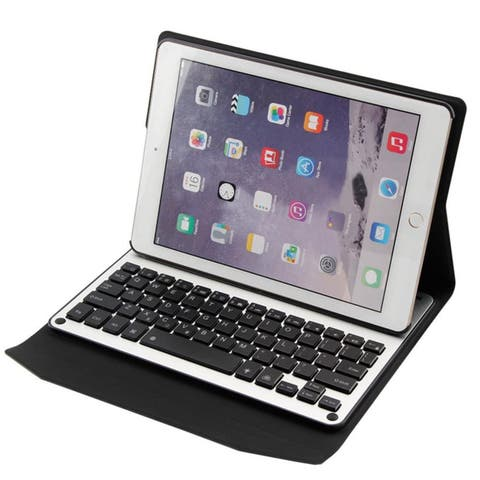Ultra Thin Folio Cover With Removable Bluetooth Keyboard For 10.5 iPad Pro