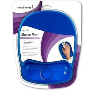 Handstands Crystal Gel Ergonomic Mouse Mat