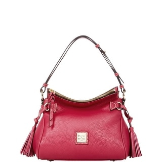 Dooney & Bourke All Weather Leather Mini Satchel (Introduced by Dooney & Bourke at $318 in May 2017) - Strawberry