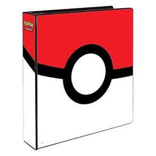 """Pokemon Poke Ball 2"""" 3-Ring Binder"""