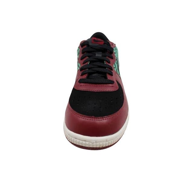 best sneakers e348d d7476 Nike Terminator Low Premium Pine Green Black-Light Bone-Team Red 309718-