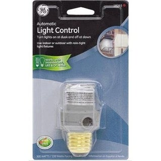 GE 18265 Compact Fluorescent Lighting Control, 150 Watts