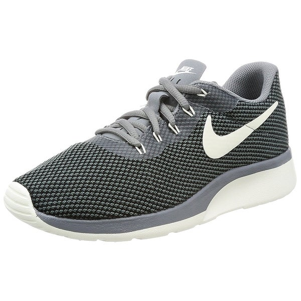 549e69cbcf33 Shop Nike Women s Tanjun Racer Running Shoe Cool Grey Sail-Black ...
