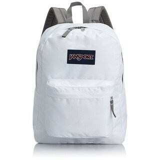 JanSport Classic SuperBreak Backpack, White