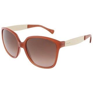 Ralph Lauren RA5173 121113 Brick Square sunglasses