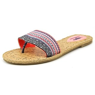 Rocket Dog Frisbee Open Toe Canvas Thong Sandal