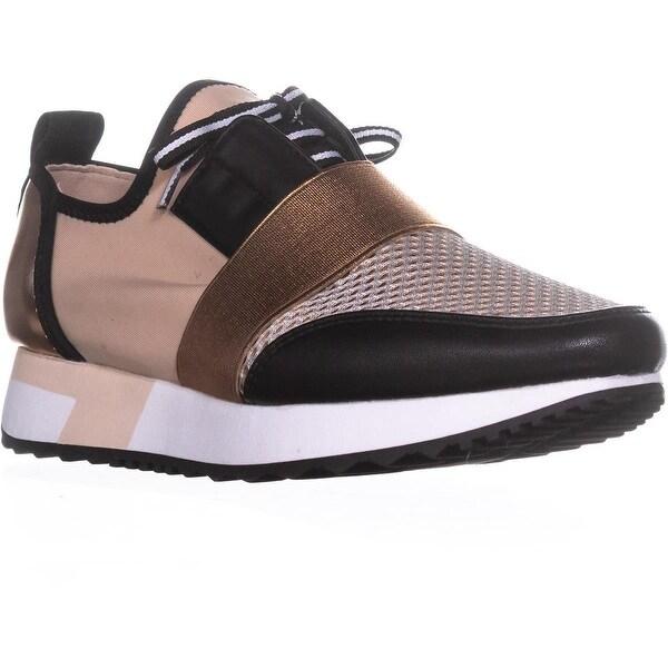 e41effce51b Shop Steve Madden Antics Fashion Sneakers, Rose Gold - Free Shipping ...