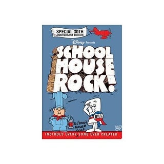 SCHOOLHOUSE ROCK-SPECIAL 30TH ANNIVERSARY EDITION (DVD)