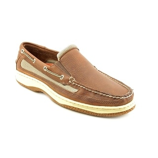 Sperry Top Sider Billfish Slip On Men Moc Toe Leather Loafer
