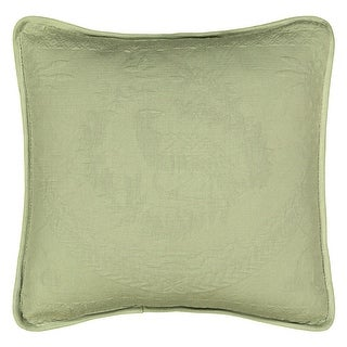 Link to Historic Charleston King Charles Matelasse Decorative Pillow Similar Items in Decorative Accessories