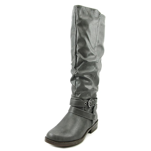 XOXO Martin Women Grey Boots
