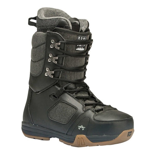 Rome Smith Snowboard Boots Mens - Black