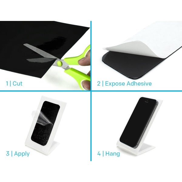 """AirStick MicrosuctionTape by Sewell 0.5mm (.02""""), 250mmx300mm Sheet (9.8""""x11.8"""")"""