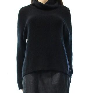 Lauren Ralph Lauren NEW Black Women's Size Small S Cowl Neck Sweater