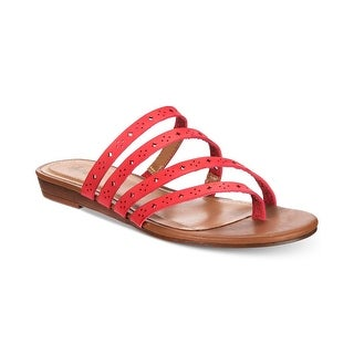Link to Style & Co. Womens Barrees Open Toe Casual Strappy Sandals Similar Items in Women's Shoes