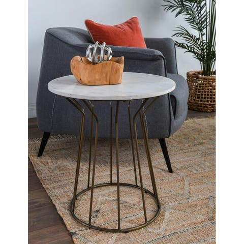 Mila End Table by Kosas Home