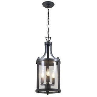 DVI Lighting DVP4475 Niagara Outdoor 3 Light Full Sized Pendant