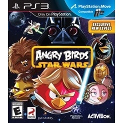 Activision 76782 Activision Angry Birds Star Wars - Puzzle Game - PlayStation 3