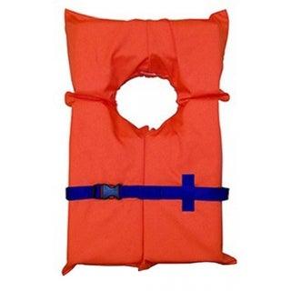 Stearns 3000001723 Universal Type II Boat Vest, Orange with Blue Belt