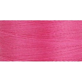 Fuchsia Flowers - Natural Cotton Thread Solids 876Yd