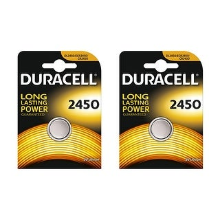 """""""Battery for Duracell DLCR2450 (2-Pack) Battery"""""""