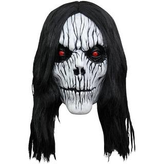 Ghoulish Masks Possession Adult Mask - White