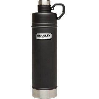 Stanley Classic 25oz. Bottle - Matte Black 10-02286-002