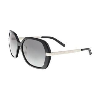 Burberry BE4153Q 300111 Black Square Sunglasses - 58-16-135