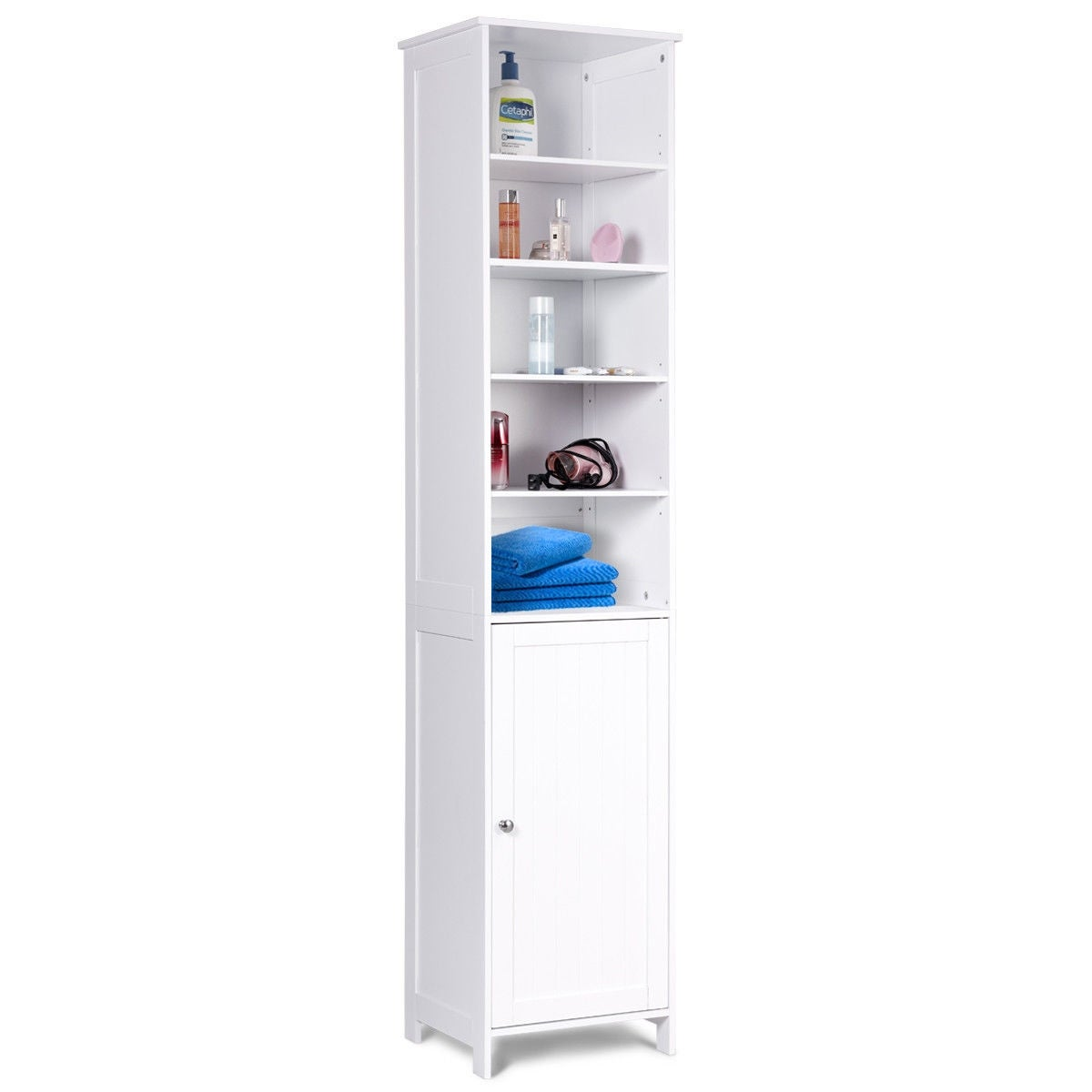 Storage Cabinet Free Standing Shelving