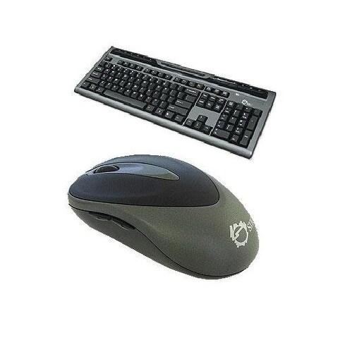 Siig Wireless Multimedia Keyboard & Wireless Mouse