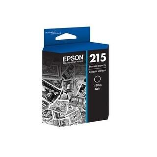 Epson America - T215120 - Epson 215  Black Ink For Wf100
