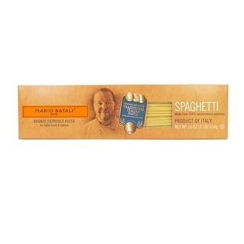 Mario Batali Pasta Spaghetti - Case of 20 - 16 oz.