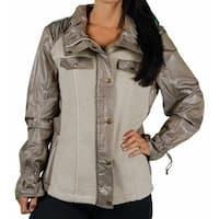 Upcountry Ladies Berber Gathered Jacket