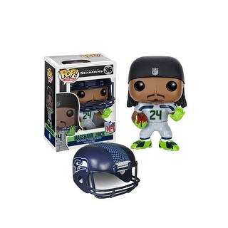 POP! NFL Marshawn Lynch Alternate Uniform Vinyl Figure