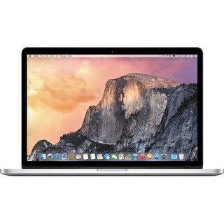 """Apple 15.4"""" MacBook Pro Notebook Computer with Retina Display & Force Touch Trackpad (Mid 2015)"""
