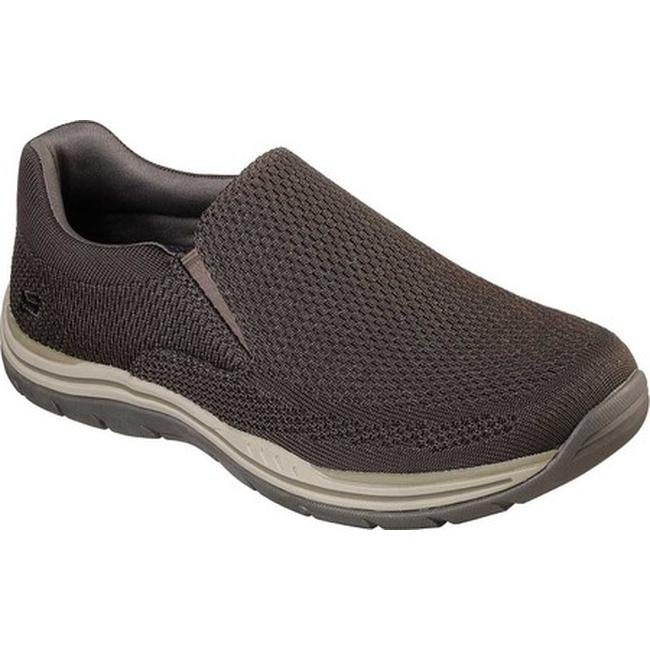 skechers relaxed fit expected gomel men's shoes