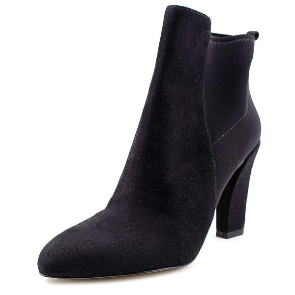 Ivanka Trump Sunal   Pointed Toe Canvas  Bootie