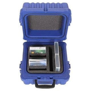 Storage Case, Turtle, LTO, 42443 Holds 10,