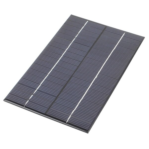 18V 4.2W DIY 200x130mm Polycrystalline Silicon Solar Panel Power Battery Charger