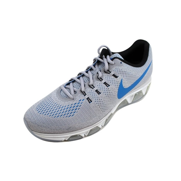 best sneakers 56cfe 42065 Shop Nike Men's Air Max Tailwind 8 Pure Platinum/Photo Blue ...